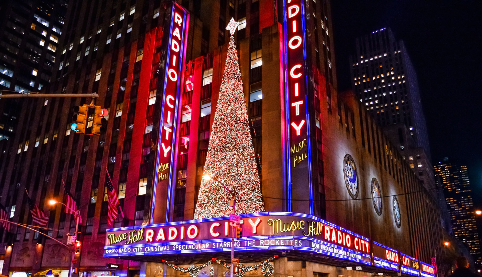 Christmas at Radio City Music Hall